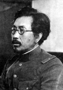 Dr. Shiro Ishii/ Źródło: http://commons.wikimedia.org/wiki/Category:Shir%C5%8D_Ishii#mediaviewer/File:Shiro-ishii.jpg