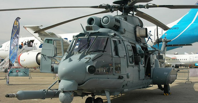 Eurocopter EC725 Caracal / Źródło: Wikimedia Commons