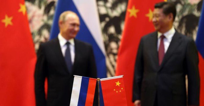 Russia-China leaders