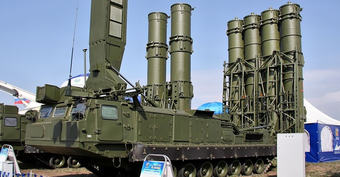 S-300WM Antiej-2500 / Wikimedia Commons.