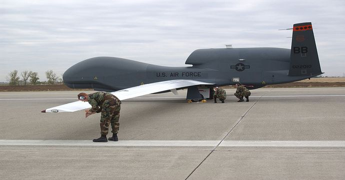 RQ-4 Global Hawk / wikimediacommons