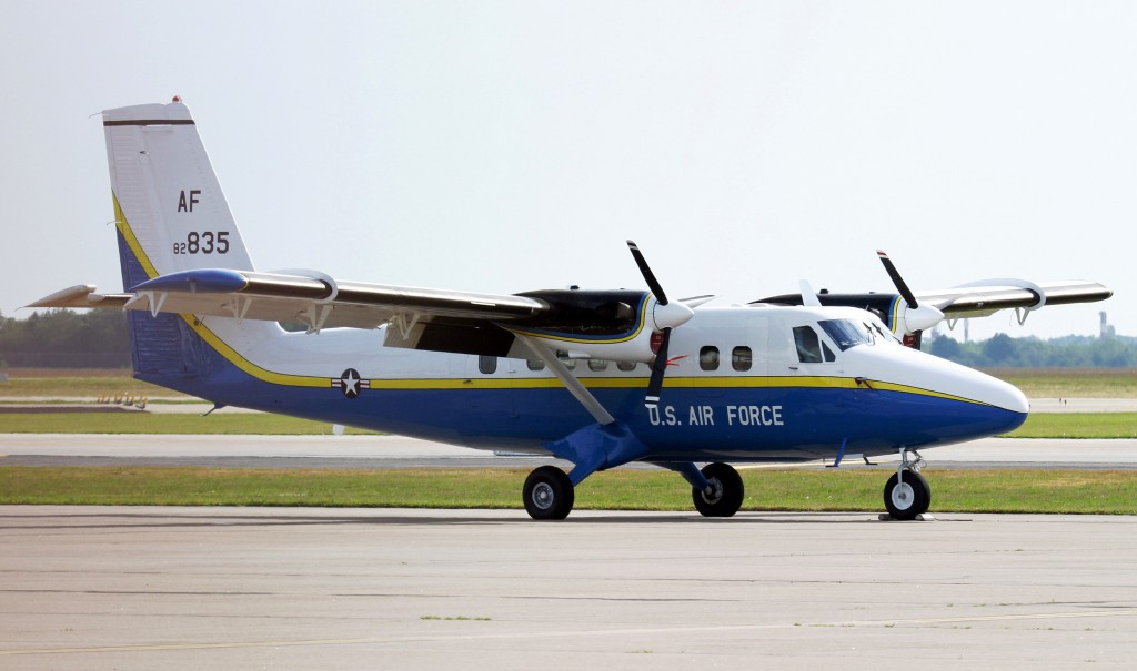 UV-18A/B Twin Otter (Christopher Ebdon/flickr)