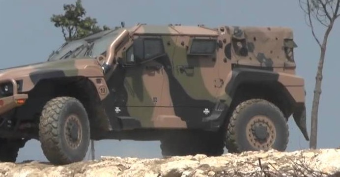 Hawkei (IHS Aerospace Defence & Security)