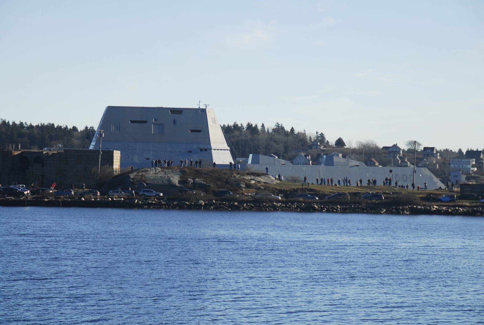 fot. General Dynamics Bath Iron Works.