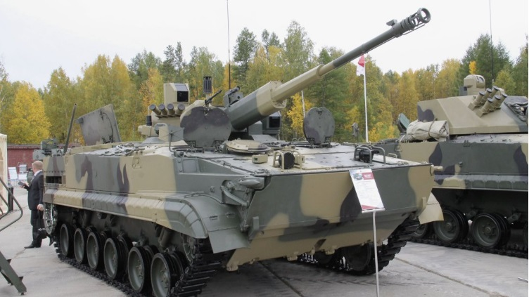 "BMP-3 ""Dragon"", (IHS Janes)"