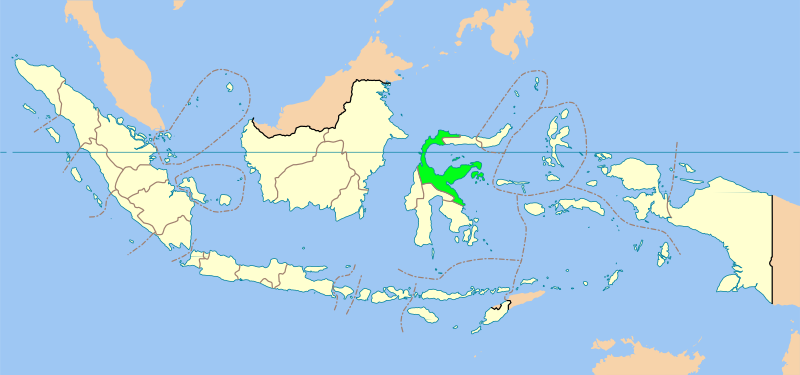 Indonesia Central Sulawesi