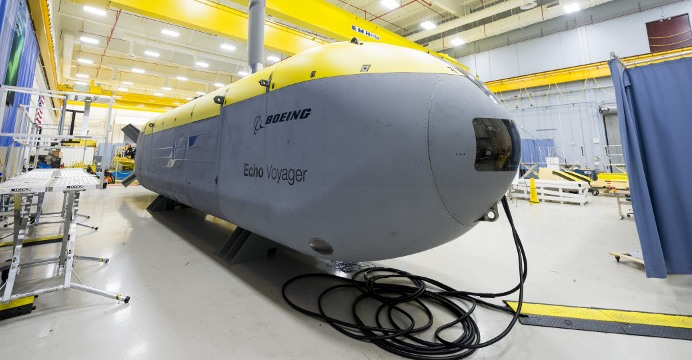 Echo Voyager. / fot. Boeing Company.