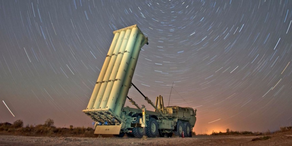 THAAD. /Fot. Business Insider via Lockheed Martin