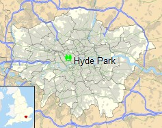 Hyde Park, Londyn. / Wikimedia Commons.