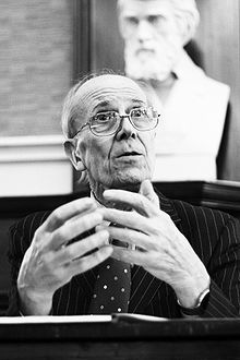 Baron Norman Tebbit. / Wikimedia Commons (GFDL).