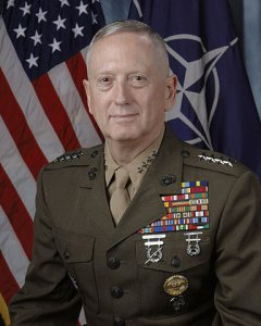 Gen. James N. Mattis. / Wikimedia Commons (domena publiczna).
