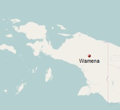 Wamena, Papua, Indonezja. / Wikimedia Commons.